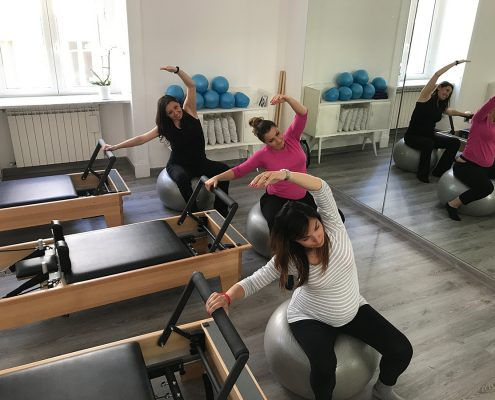 Pilates gravidanza - Pilates Suite Napoli