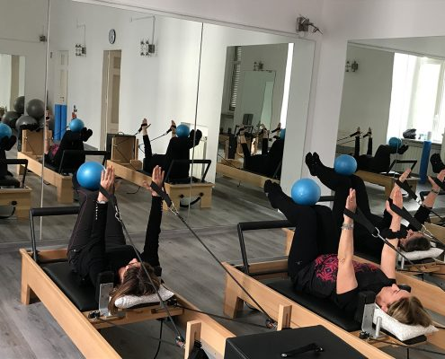 Pilates per persone mature - Pilates Suite Napoli